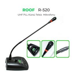 Roof - Roof R-520 UHF Kablosuz Kürsü Mikrofonu