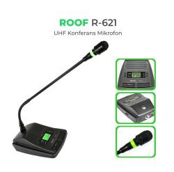 Roof - Roof R-621 Kablosuz Kürsü Mikrofonu