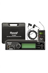 Roof - Roof R-M20 Kablosuz İn Ear Mönitör Kulaklık