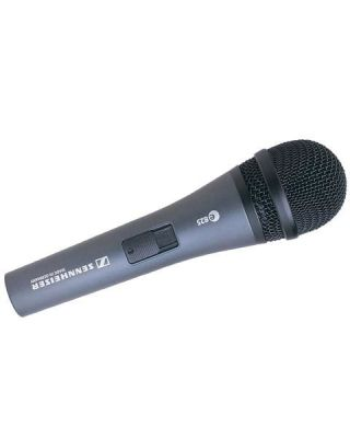 Sennheiser E-825S Kablolu Vokal Mikrofonu