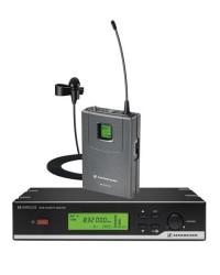 Sennheiser - Sennheiser XSW-12 A Kablosuz Yaka Mikrofonu