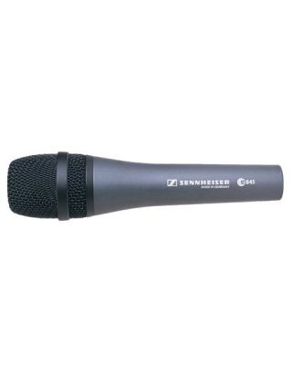 Sennhesıer E845S Kablolu Vokal Mikrofonu
