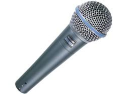 Shure - Shure BETA 58A Vokal-Solist Mikrofonları