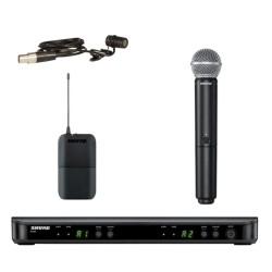 Shure - Shure BLX1288E/W85 Telsiz Mikrofon