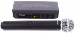 Shure - Shure BLX24E/B58 Kablosuz Vokal-Solist Mikrofonları