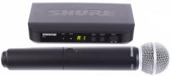 Shure - Shure BLX24E/PG58 Kablosuz El Mikrofonu