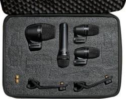 Shure - Shure PGADRUMKIT4 Enstrüman Mikrofonları