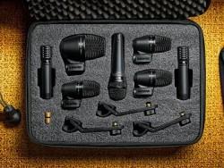 Shure - Shure PGADRUMKIT6 Enstrüman Mikrofonları