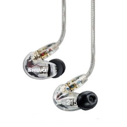 Shure - Shure SE215-CL-E In Ear Monitor