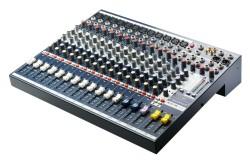 Soundcraft - Soundcraft EFX12 12 Kanal Deck Mikser