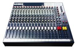 Soundcraft - Soundcraft FX16ii 16 Kanal Deck Mikser