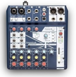 Soundcraft - SoundCraft NotePad 8 FX Deck Mikser