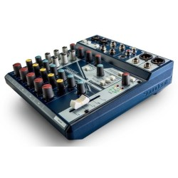 SoundCraft NotePad 8 FX Deck Mikser - Thumbnail