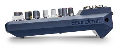 SoundCraft NotePad 8 FX Deck Mikser