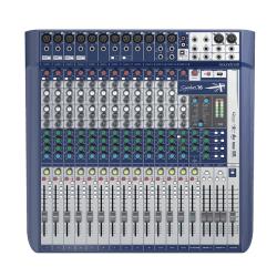 Soundcraft - Soundcraft Signature 16 16 Kanal Deck Mikser