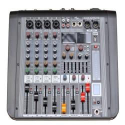 Ssp - SSP PM 254 Power Mixer