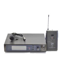 Tuig - TUİG T-665 YAKA UHF Telsiz Mikrofon