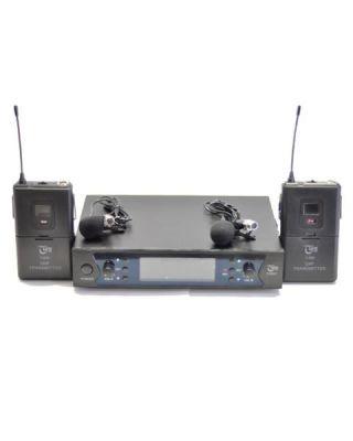 TUİG T-668 Yaka - Yaka Kablosuz Yaka Mikrofonu