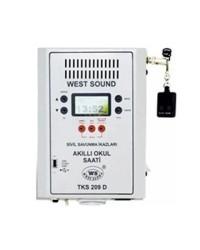 Tuig - TUİG TG-AOS01D USB Okul Zil Sistemleri